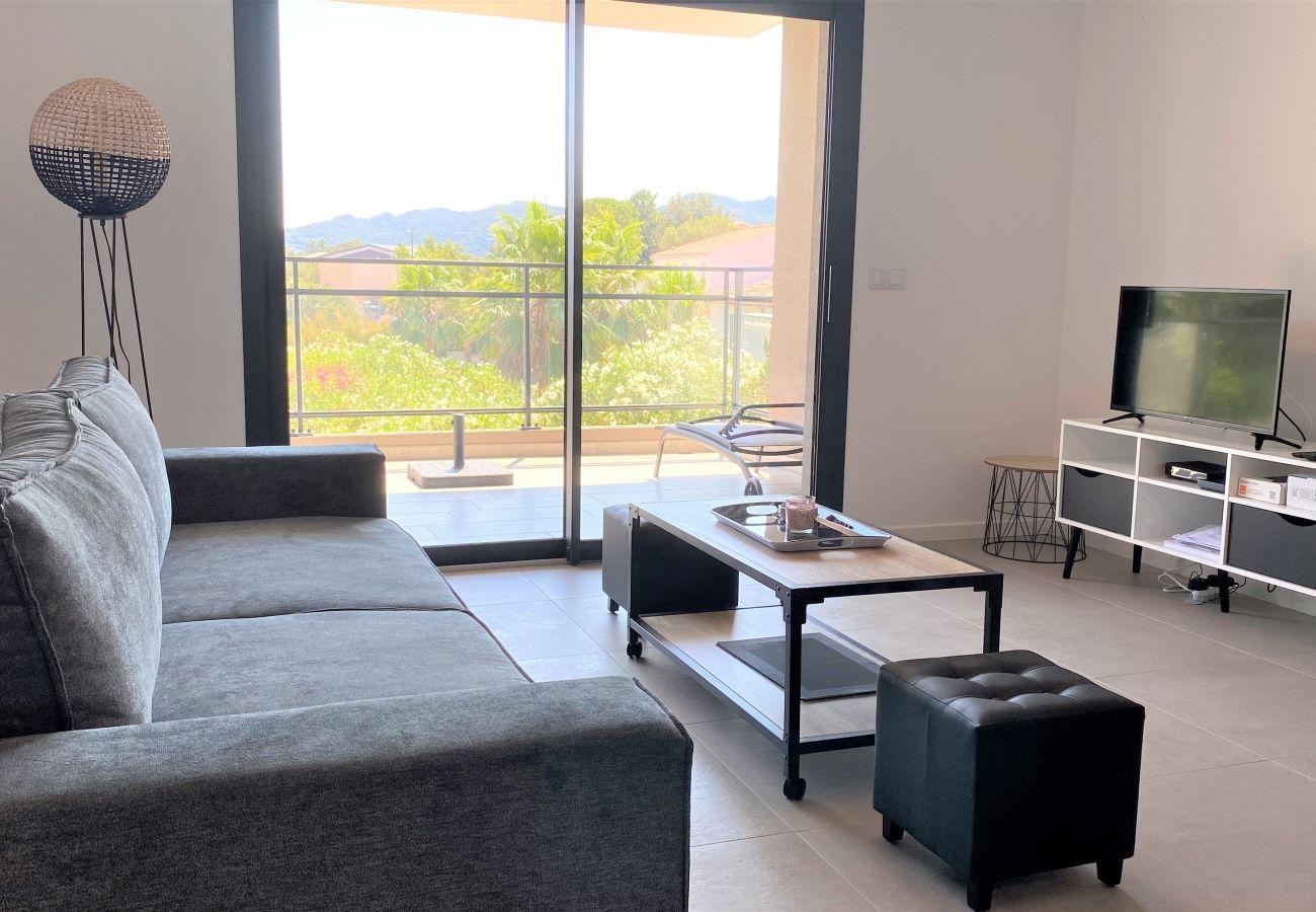 Ferienwohnung in Porto-Vecchio - Appartement Joseph