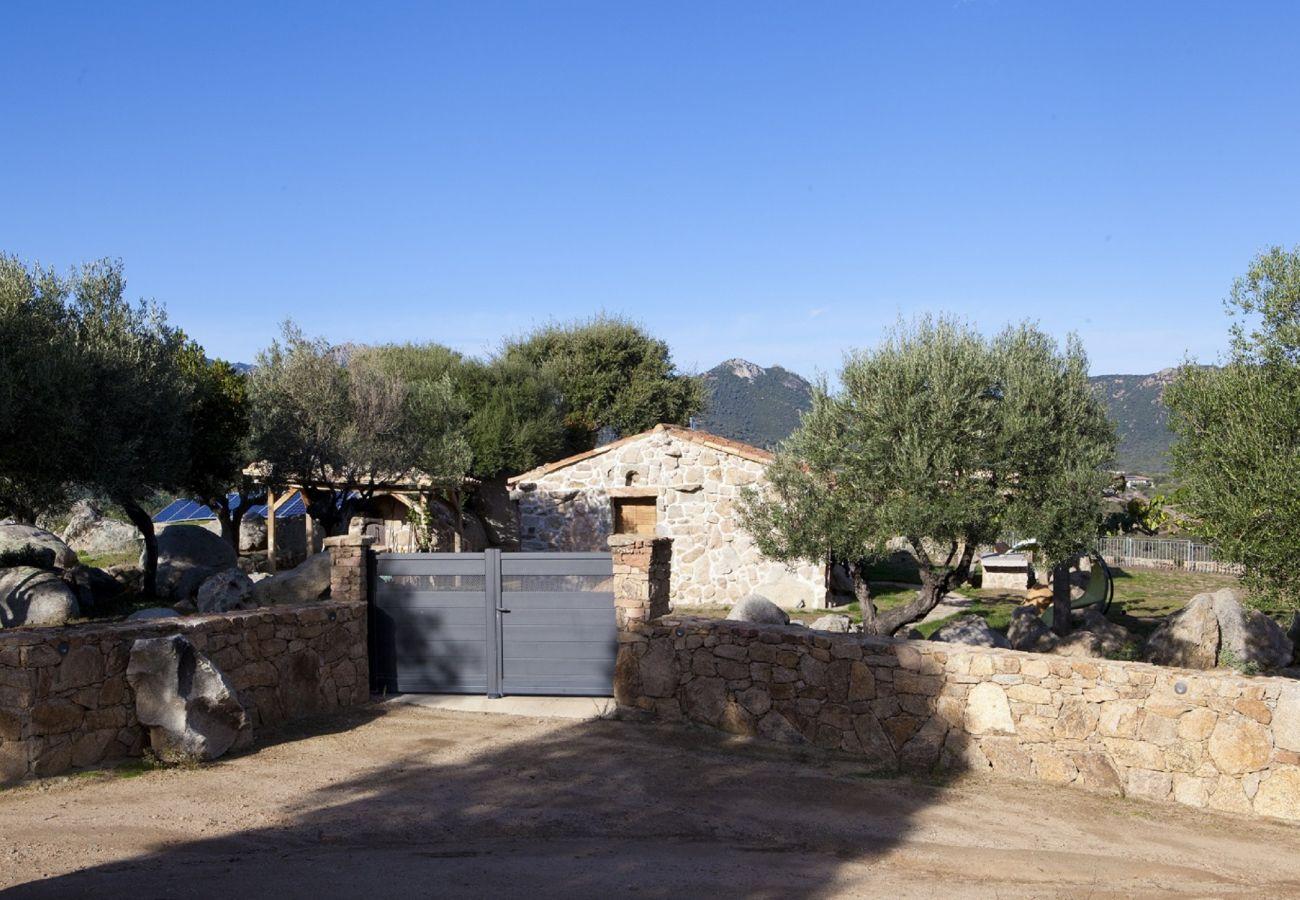 Villa in Sainte-Lucie de Porto-Vecchio - La Bergerie de Petra Pinzutta