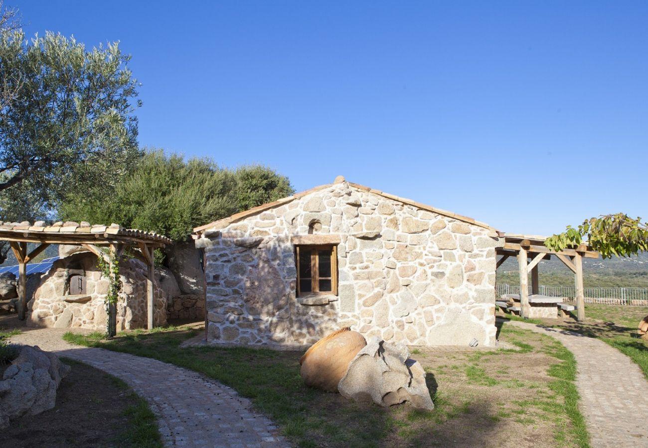 Villa en Sainte-Lucie de Porto-Vecchio - La Bergerie de Petra Pinzutta
