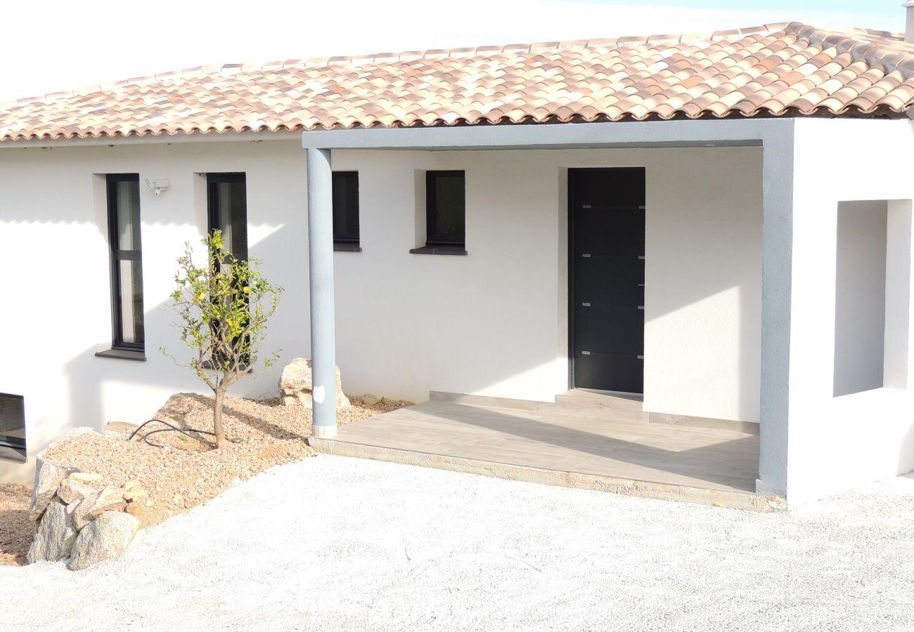 Villa a Sainte-Lucie de Porto-Vecchio - Casa Torra