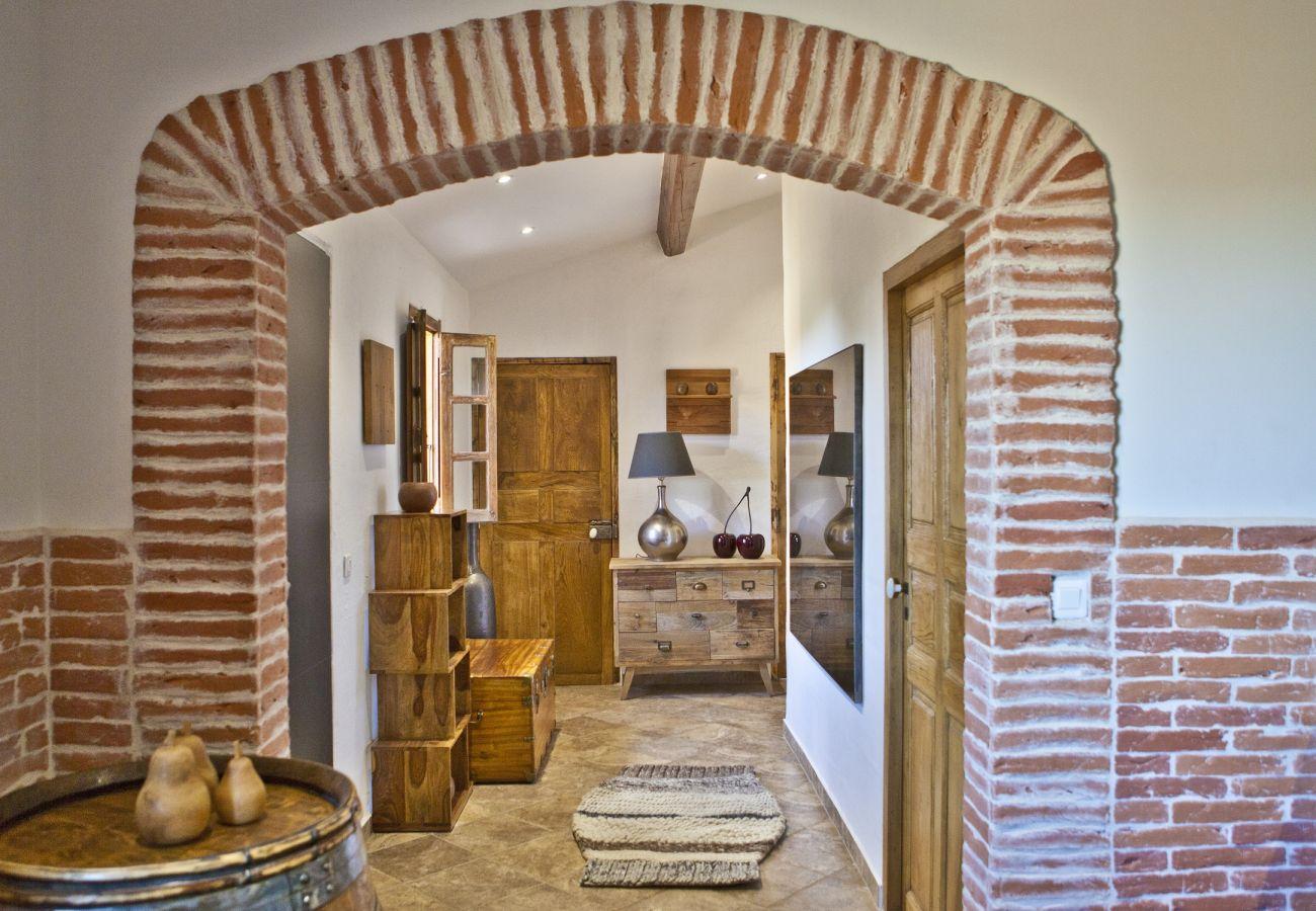 Villa à Sainte-Lucie de Porto-Vecchio - La Bergerie de Petra Pinzutta