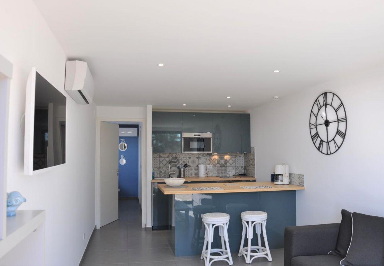 Appartement à Sainte-Lucie de Porto-Vecchio - Appartement Strappazola