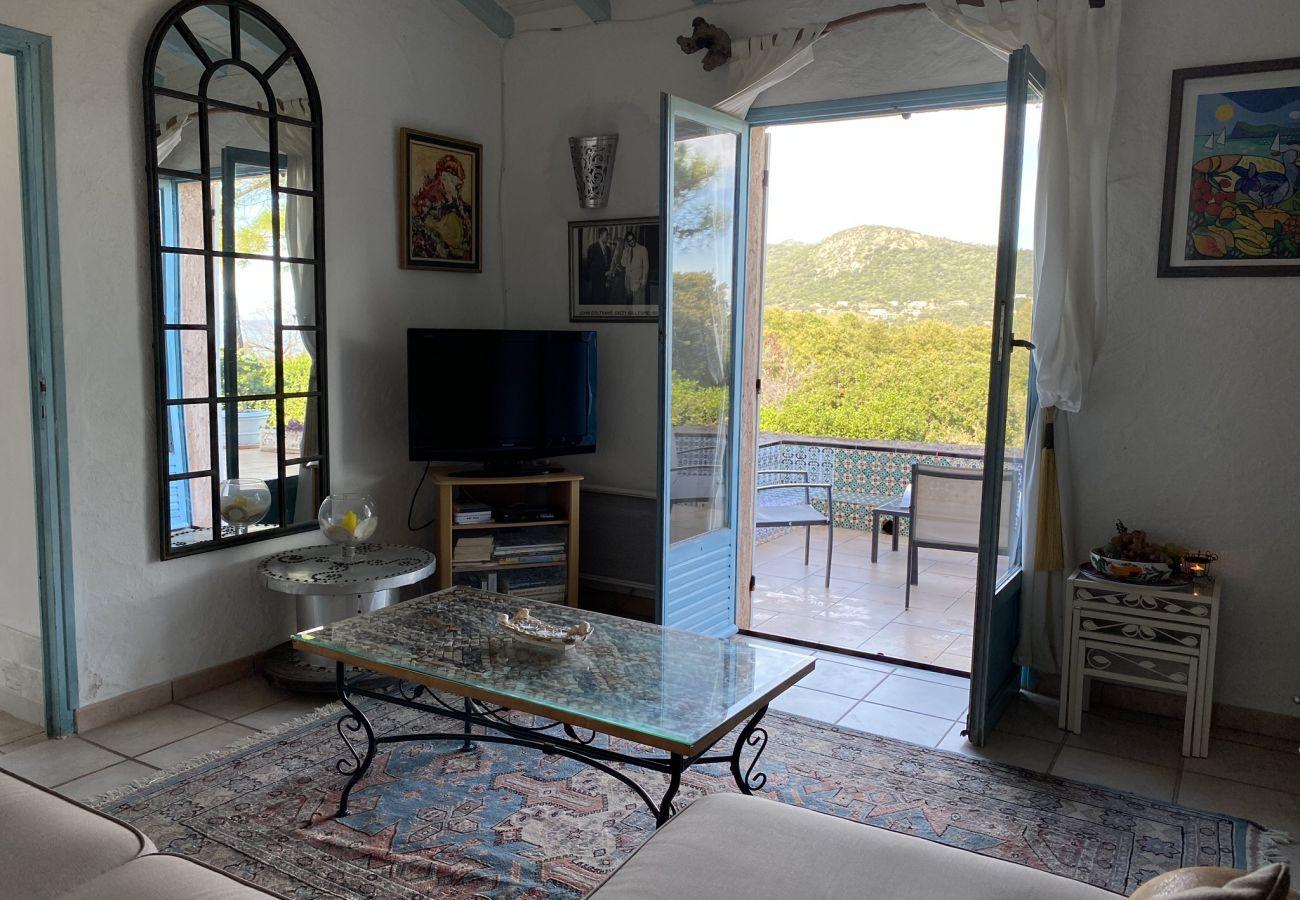 Villa à Sainte-Lucie de Porto-Vecchio - Casa Paulka