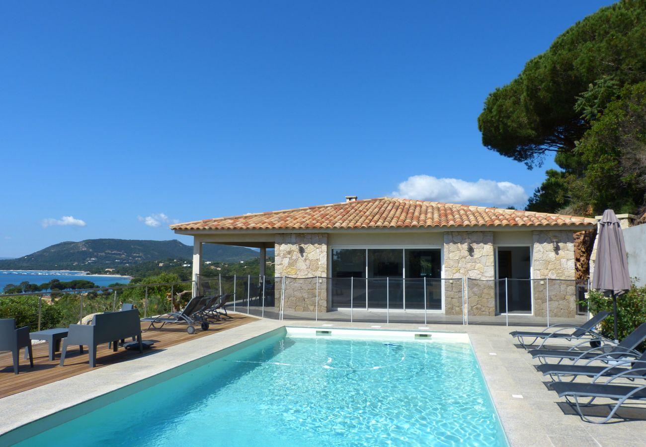 Villa à Sainte-Lucie de Porto-Vecchio - Villa Bella Vista