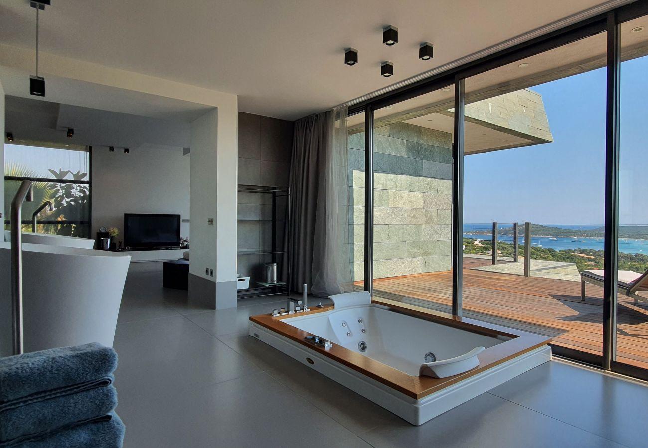 Villa à Sainte-Lucie de Porto-Vecchio - Villa Bella
