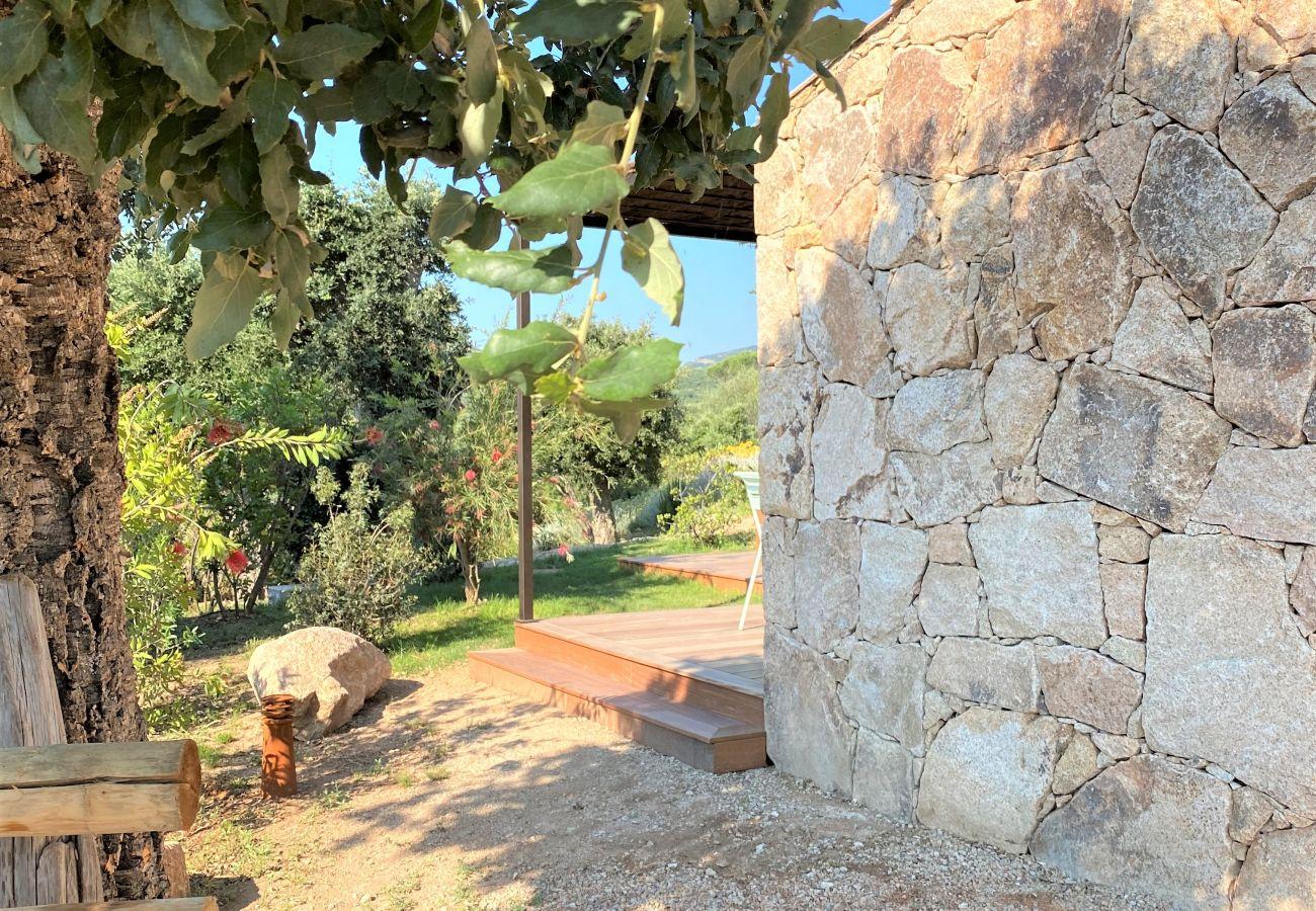 Villa à Sainte-Lucie de Porto-Vecchio - La bergerie de Pinarello