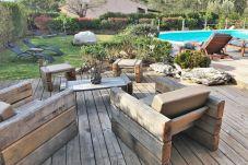 villa à Porto-Vecchio - Villa T4  avec piscine à Palombaggia
